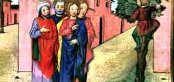 تلاقي النظرات – الأحد 31 بحسب الطقس اللاتيني-الأب داني قريو السالسي
