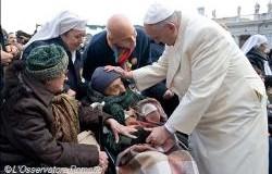 البابا فرنسيس يتحدث عن سرّ المعمودية