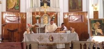 إحتفال بكنيسة القديس أنطونيوس البدواني