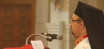 تعليق غبطة البطريرك إبراهيم إسحق على زيارة قداسة البابا تواضروس