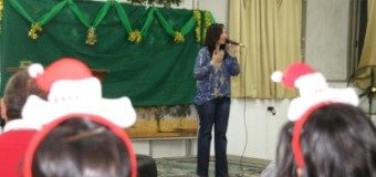 حفلة ختام العام مع اللجنة الإيبراشية للشباب الكاثوليكى