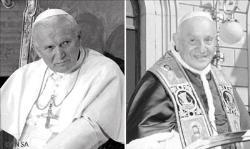 مؤتمر صحفي في الفاتيكان لتقديم الاستعدادات لاحتفال تقديس البابوين يوحنا الثالث والعشرين ويوحنا بولس الثاني