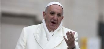 البابا يحتفل بالقداس الإلهي في بيت القديسة مارتا ويقول إن الروح القدس يعطينا القوة والثبات