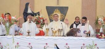 إحتفل الرهبان الفرنسيسكان في مصر بعيد القديسة ريتا