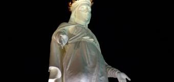 الشهر المريمى بكاتدرائية القديس أنطونيوس بالفجالة