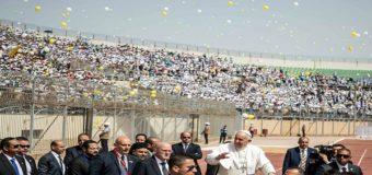 حول الزيارة التاريخية للحبر الأعظم قداسة البابا فرنسيس الأول