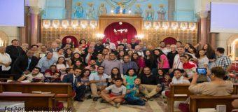 الاحتفال الـ٨٠ لجمعية الشباب الكاثوليكى المصرى