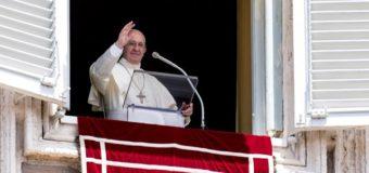 البابا فرنسيس: مع يسوع كل حمل يصبح خفيف لأنّه هو الراحة التي نبحث عنها