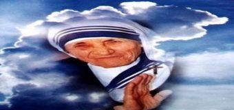 عيد القدّيسة تريزا دي كالكوتا خادمة الفقراء