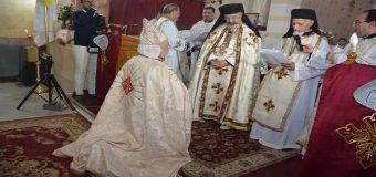 احتفالية اليوبيل الفضي الكهنوتي للأب / جورج سليمان