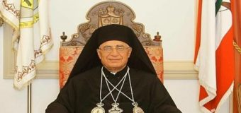 بطريرك الروم الملكيين الكاثوليك العبسي :الشرق الأوسط يحتاج اليوم وقبل أي شيء للسلام